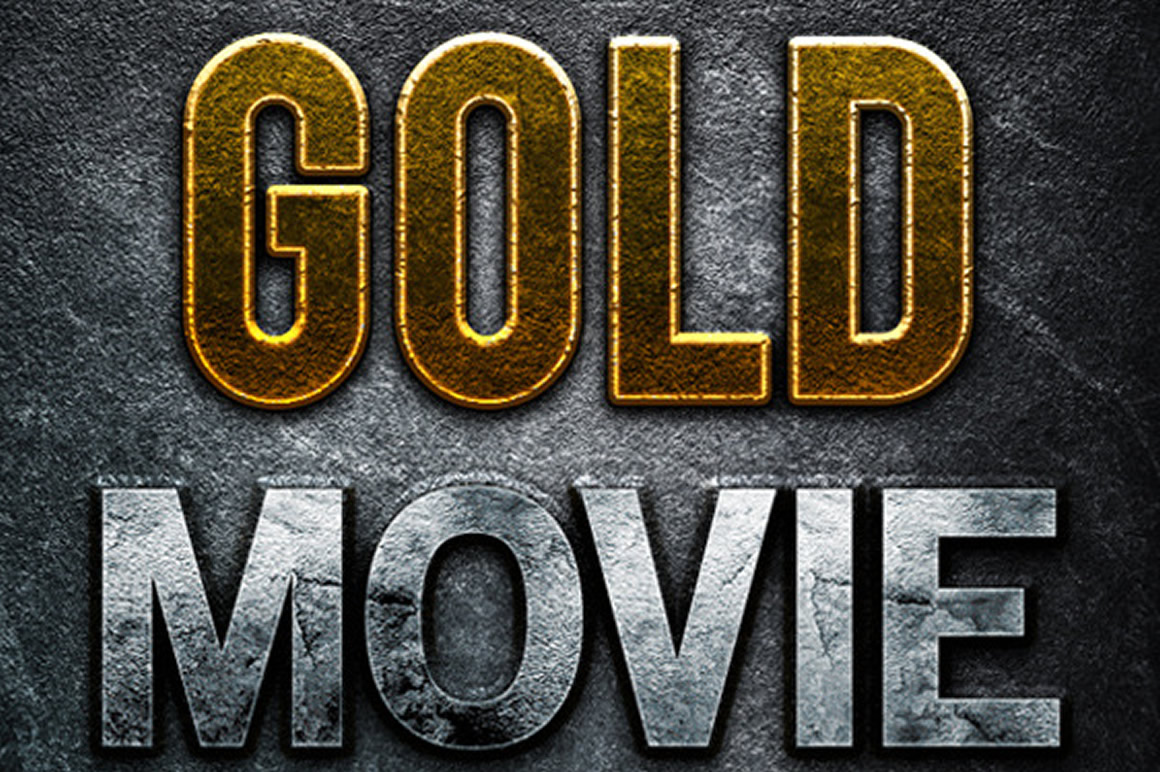 download free photoshop text effects create a movie poster and win